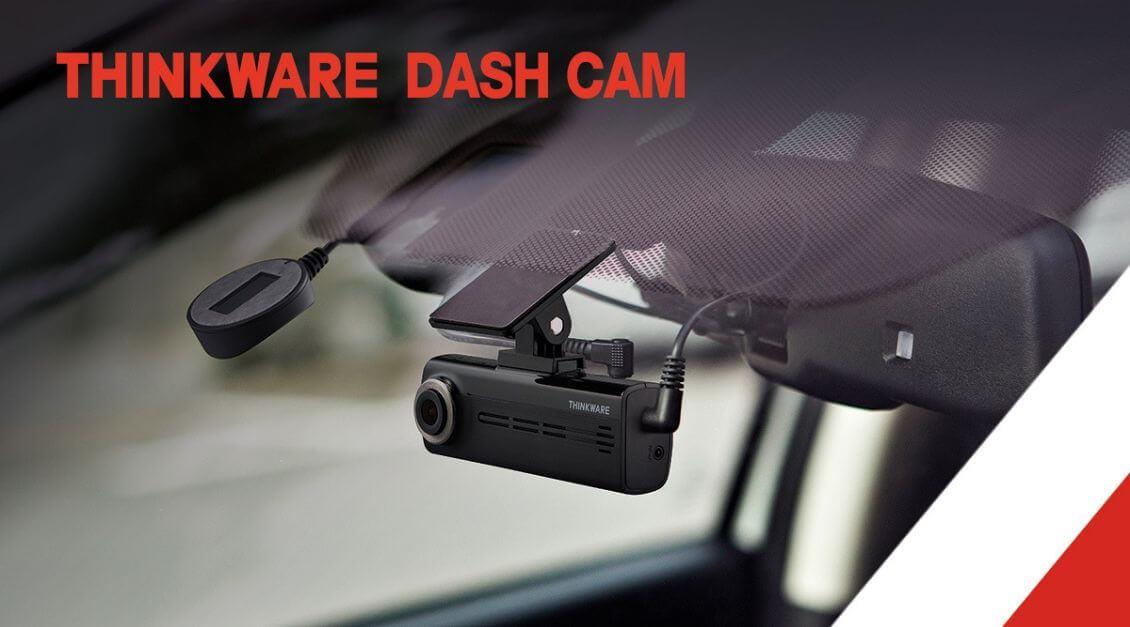 Official Thinkware Dash Cam Launch