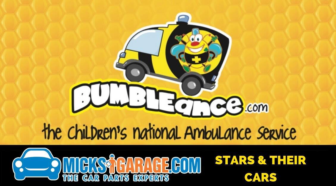 MicksGarage Stars & Their Cars in Aid of BUMBLEance