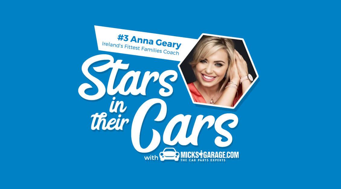 MicksGarage Stars and their cars: Anna Geary