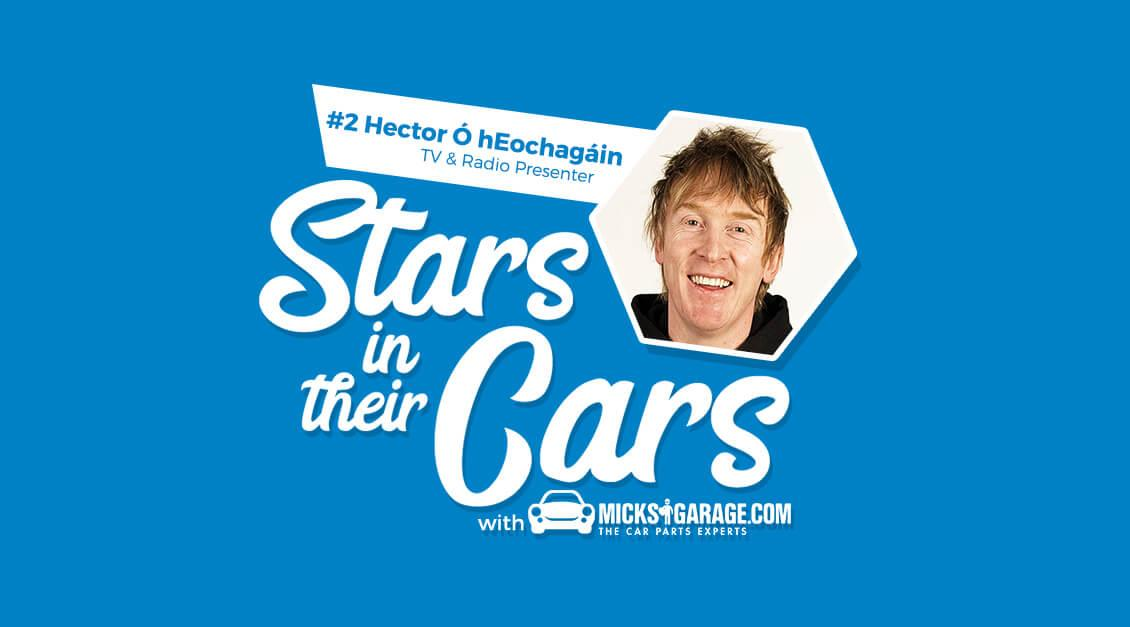 MicksGarage Stars and their cars: Hector