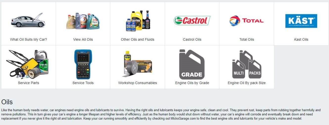 ... what all the jargon means but just want to make sure you get the right motor oil for your car you can use our 'oil finder' - simply enter your reg and ...
