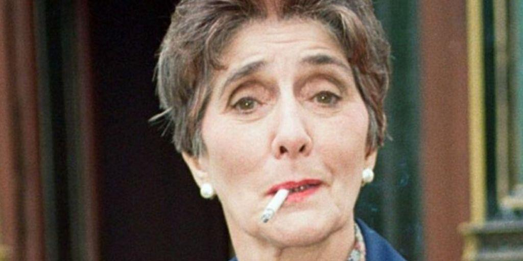 Dot Cotton. Mean tabber and total legend