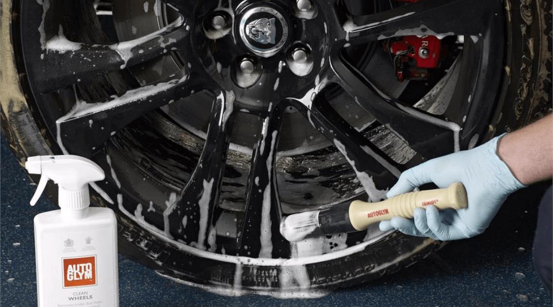 How to Clean Alloy Wheels: